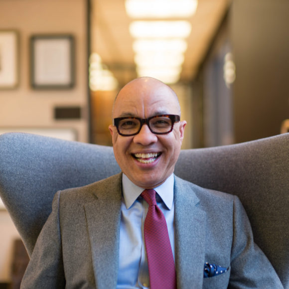 """Darren Walker of The Ford Foundation Lays Out a """"Vision for Philanthropy in the New Year"""""""